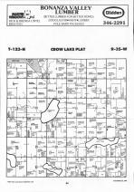 Map Image 013, Stearns County 1992